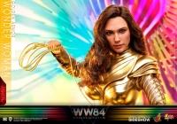 WONDER WOMAN 1984 - Golden Armor Wonder Woman DELUXE 1/6 Actionfigur Hot Toys