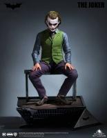 BATMAN : THE DARK KNIGHT - Joker (Heath Ledger) 1/3 Statue Queen