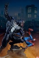 MARVEL - Spiderman & Venom Maquette 56 cm Sideshow