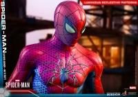 SPIDERMAN - Spider Armor MK IV Suit 1/6 Videogame Actionfigur Hot Toys