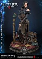 WITCHER 3 : WILD HUNT - Yennefer von Vengerberg Alternative Outfit Statue Prime 1