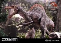 JURASSIC PARK 3 - Spinosaurus Bonus Version 1/15 Statue 79 cm Prime 1