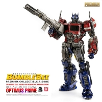 TRANSFORMERS : BUMBLEBEE - Optimus Prime Premium Actionfigur ThreeZero