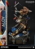 HORIZON ZERO DAWN - Aloy Shield Weaver Armor Set 1/4 Statue Prime 1