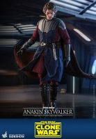 STAR WARS : CLONE WARS - Anakin Skywalker 1/6 Actionfigur 31 cm Hot Toys
