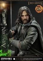 HERR DER RINGE - Aragorn DELUXE 1/4 Statue 76 cm Prime 1