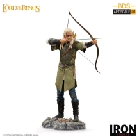 HERR DER RINGE - Legolas BDS Art Scale Statue 23 cm Iron Studios