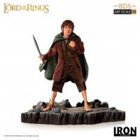 HERR DER RINGE - Frodo BDS Art Scale Statue 14 cm Iron Studios