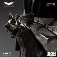 THE DARK KNIGHT - Batman DELUXE Art Scale 1/10 Statue 31 cm Iron Studios