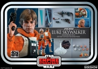 STAR WARS E5 - Luke Skywalker Snowspeeder Pilot 1/6 Actionfigur Hot Toys