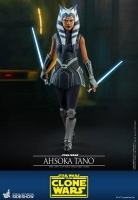 STAR WARS : THE CLONE WARS - Ahsoka Tano 1/6 Actionfigur 29 cm Hot Toys