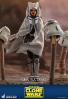 STAR WARS : THE CLONE WARS - Ahsoka Tano 1/6 Actionfigur 29 cm Hot Toys