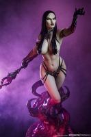 SIDESHOW ORIGINALS - Dark Sorceress: Guardian of the Void Statue 51 cm