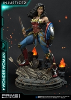 INJUSTICE 2 - Wonder Woman 1/4 Statue 52 cm Prime 1