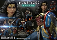 INJUSTICE 2 - Wonder Woman 1/4 Statue 52 cm Prime 1