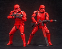 STAR WARS E9 - Sith Trooper Doppel Set 1/10 ARTFX+ 15 cm Kotobukiya