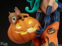 HAPPY HALLOWQUEENS - Pumpkin Witch by Chris Sanders Statue 34 cm Sideshow