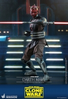 STAR WARS : CLONE WARS - Darth Maul 1/6 Actionfigur 29 cm Hot Toys