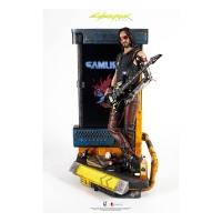 CYBERPUNK 2077  - Johnny Silverhand EXCLUSIVE 1/4 Statue 53 cm Pure Arts