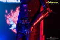 CYBERPUNK 2077  - Johnny Silverhand EXCLUSIVE 1/4 Statue 53 cm Pure Arts