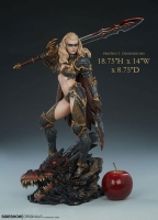 SIDESHOW ORIGINALS - Dragon Slayer : Warrior Forged in Flame Statue 47 cm