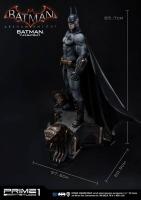 BATMAN ARKHAM KNIGHT - Batman Batsuit v/7.43 1/3 Statue 86 cm PRIME 1
