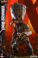 SPIDERMAN - Venomized Groot Maximum Venom Artist Collection 1/6 Actionfigur Hot Toys