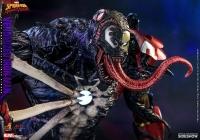 SPIDERMAN - Venomized Iron Man Maximum Venom Artist Collection 1/6 Actionfigur Hot Toys