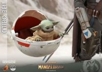 STAR WARS : MANDALORIAN - The Child 1/4 Actionfigur Hot Toys