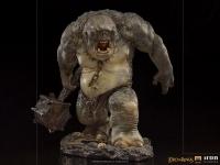 HERR DER RINGE - Cave Troll DELUXE BDS Art Scale Statue 46 cm Iron Studios