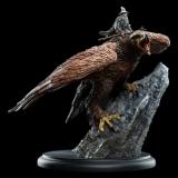 HERR DER RINGE - Gandalf on Gwahir Statue 15 cm Weta