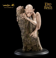 HERR DER RINGE - Statue Gollum 15 cm Weta