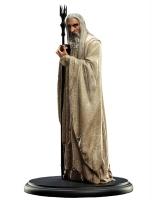 HERR DER RINGE - Saruman Statue 19 cm Weta