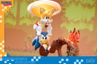 SONIC THE HEDGEHOG - Sonic & Tails Statue 51 cm First 4 Figures