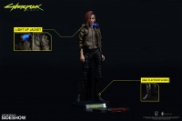 CYBERPUNK 2077 - V Female Actionfigur 30 cm Pure Arts