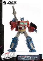 TRANSFORMERS : WAR FOR CYBERTRON - Optimus Prime DLX Actionfigur 25 cm ThreeZero