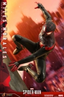 SPIDERMAN : MILES MORALES - Miles Morales 1/6 Actionfigur 30 cm Hot Toys