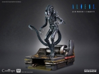 ALIENS - Alien Warrior 1/3 Statue 74 cm Coolprops