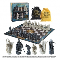 HERR DER RINGE - Battle for Middle Earth Schachspiel Noble Collection