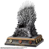 GAME OF THRONES - Eiserner Thron Statue 19 cm Noble Collection