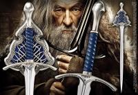 DER HOBBIT - Gandalf Schwert Glamdring 120 cm Noble Collection