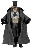 BATMANS RETURN - Mayoral Penguin (Danny DeVito) 1/4 Actionfigur 38 cm Neca