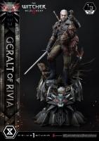 WITCHER 3 : WILD HUNT - Geralt von Rivia Statue 88 cm Prime 1 Studio