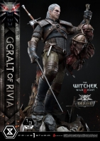 WITCHER 3 : WILD HUNT - Geralt von Rivia DELUXE Statue 88 cm Prime 1 Studio