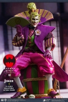 BATMAN NINJA - Joker DELUXE 1/6 Actionfigur 30 cm Star Ace