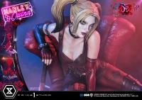 BATMAN ARKHAM CITY - Harley Quinn DELUXE Bonus 1/3 Statue 58 cm Prime 1