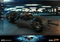 BATMAN : DARK KNIGHT RISES - Bat Pod 1/6 Actionfigur 59 cm Hot Toys