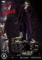 BATMAN THE DARK KNIGHT - The Joker BONUS Version 1/3 Statue 72 cm Prime1