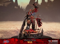 DARKSIDERS  - War 1/6 Statue 52 cm First 4 Figures