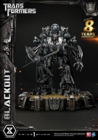 TRANSFORMERS - Blackout Statue 81 cm Prime 1 Studio